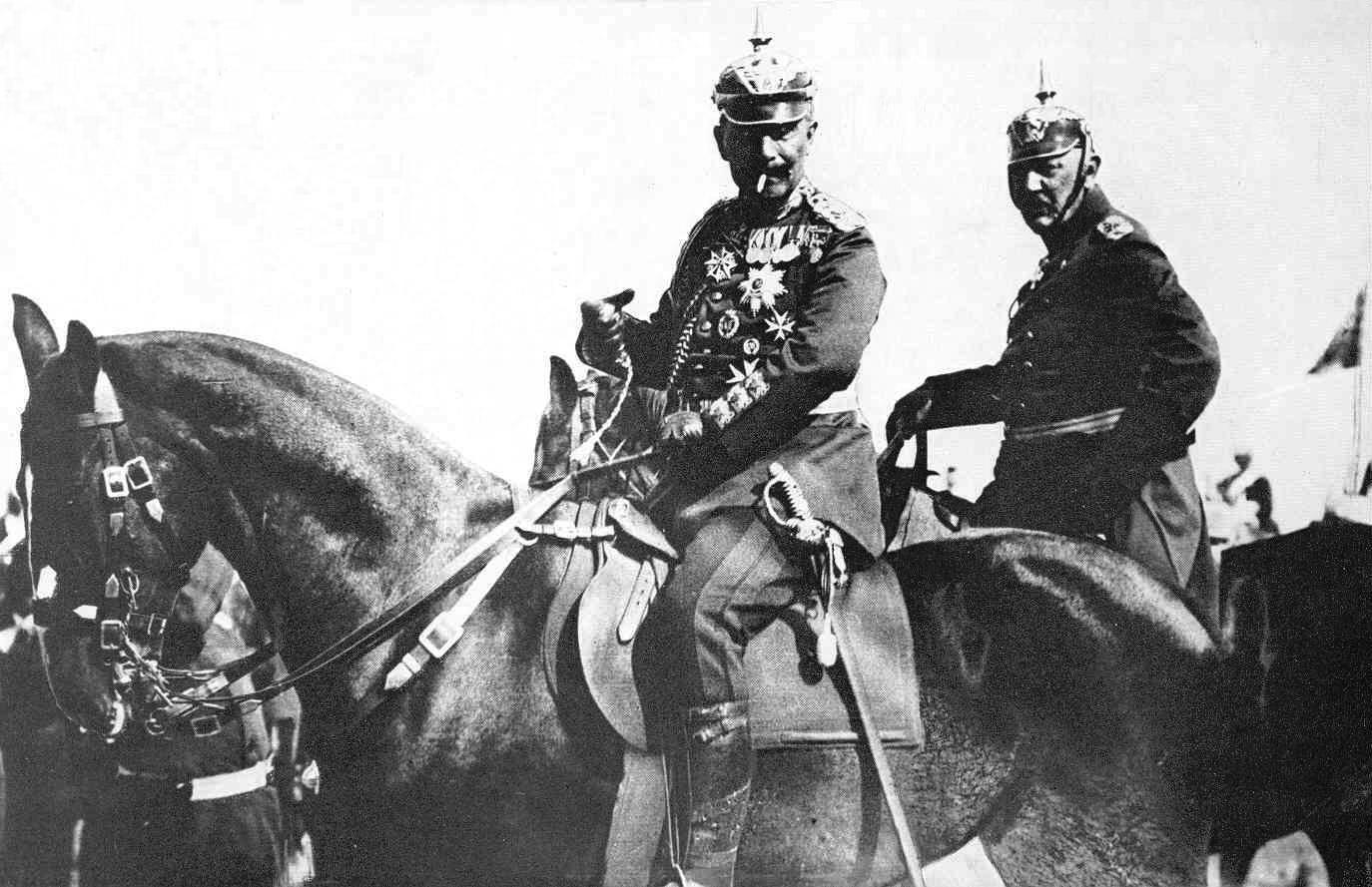 [ GeschichtsWissen! } Der Kaiser blickt zurück!