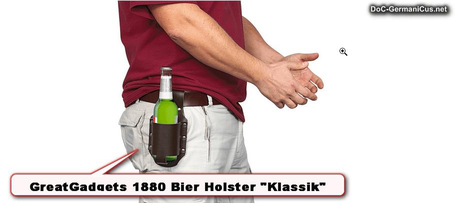Bier Holster!