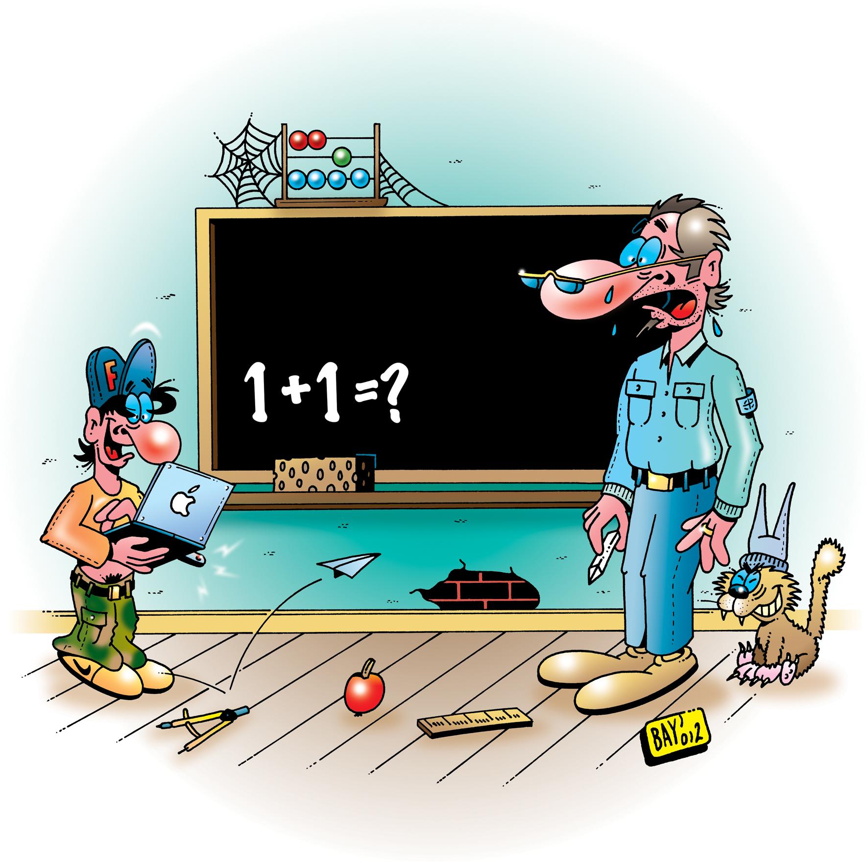 """[ SpielZeux! } Tablets: """"Wunderwaffen"""" sind Lachnummern im Unterricht!"""