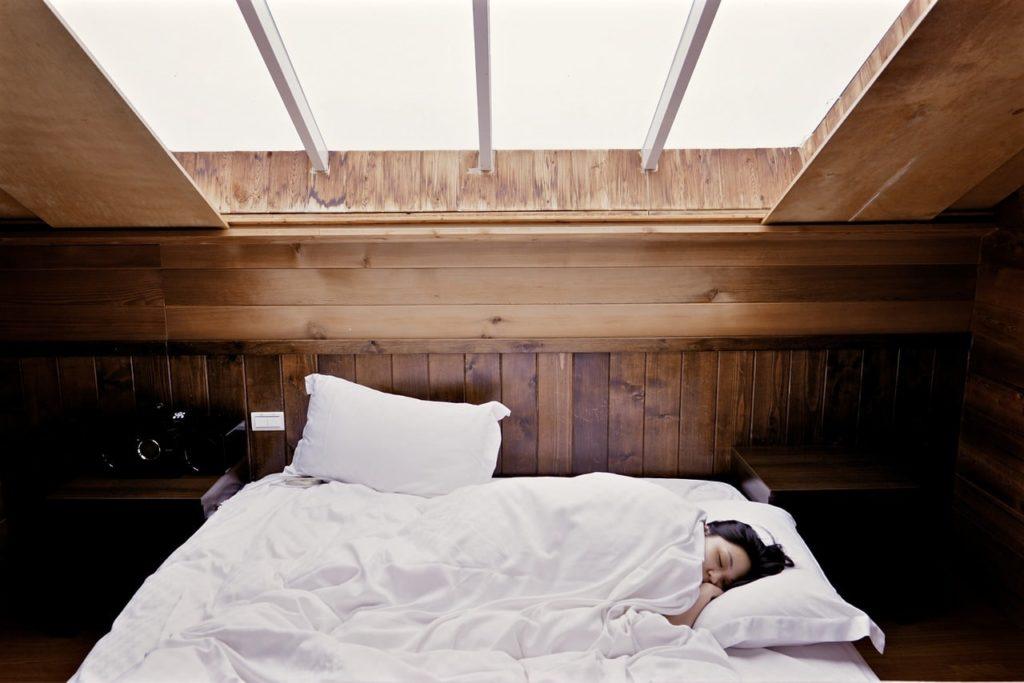 Gesunder Schlaf ist das A&O! Photo: Free-Photos/pixabay.com