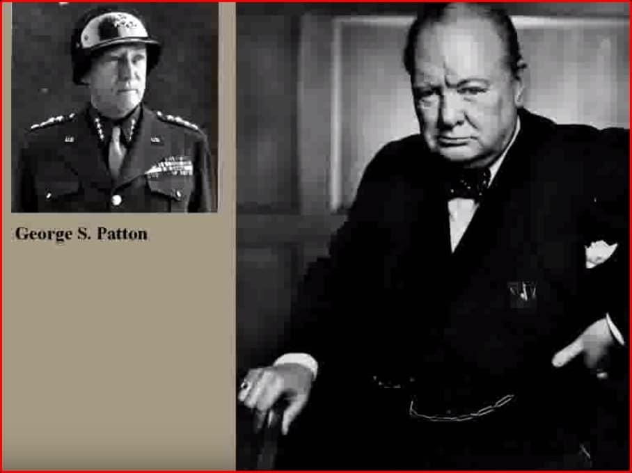 [ Unvorstellbar!? } Wollte Churchill mit der Wehrmacht gegen Stalin ziehen?