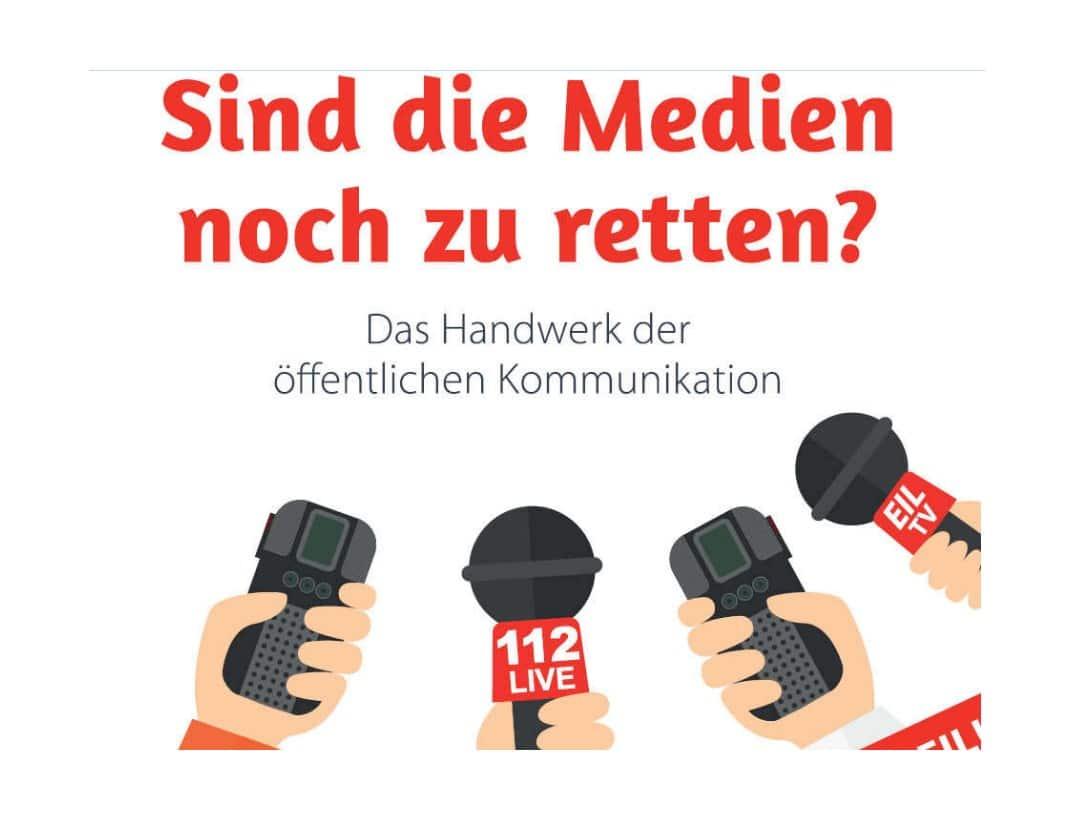 [ Lügenpresse!? } Sind die Medien noch zu retten?