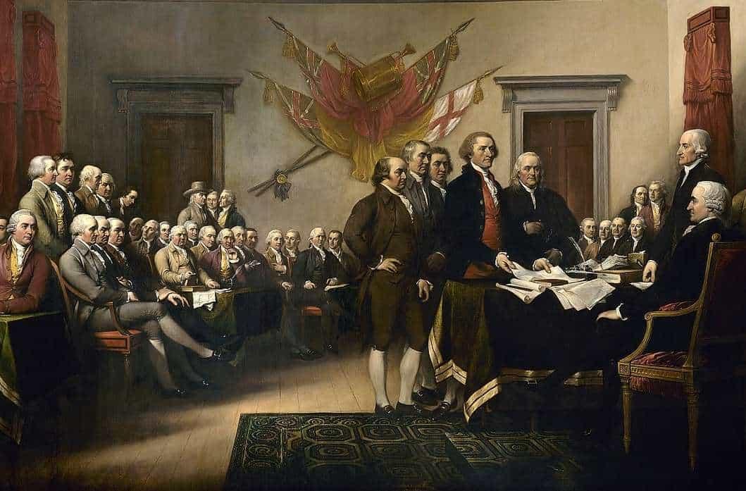 [ ZENSUR! } Facebook löscht sogar US-Unabhängigkeitserklärung!